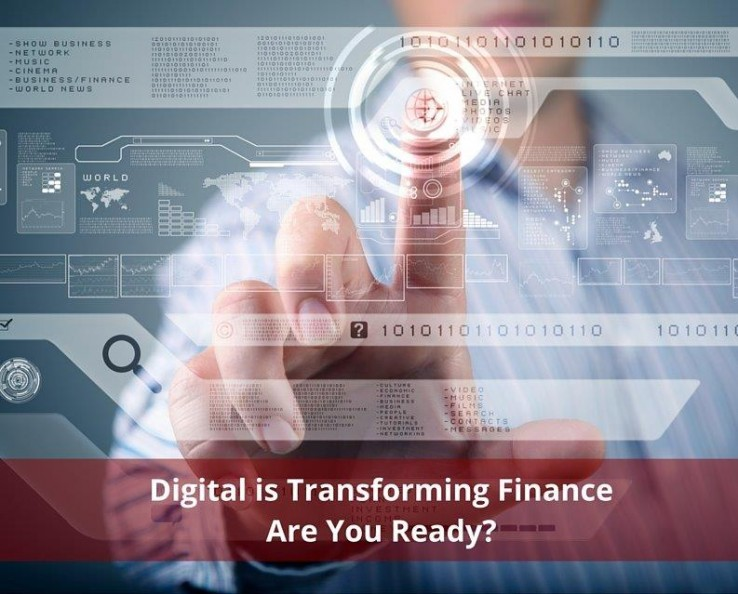 Digital is Transforming Finance – Are You Ready?