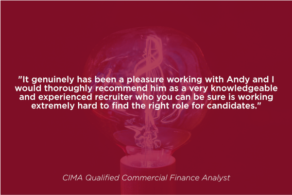 CIMA Qualified Commercial Finance Analyst