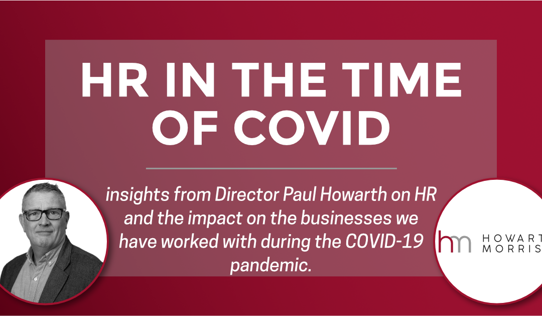 HR in the Time of COVID