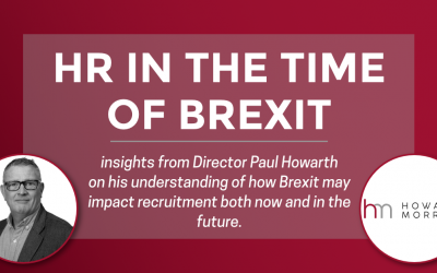 BLOG: HR in the time of Brexit
