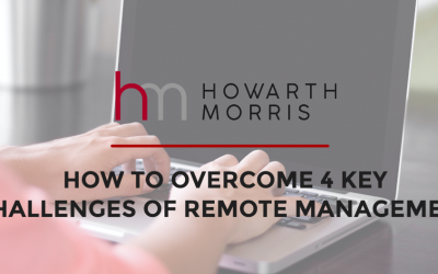 How to Overcome 4 Key Challenges of Remote Management