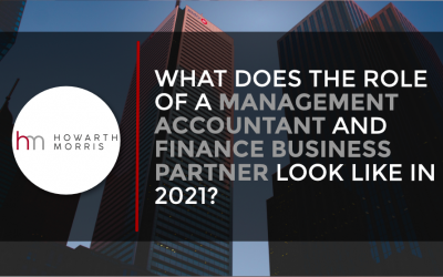 What does the role of a Management Accountant/Finance Business Partner (FBP) look like in 2021?