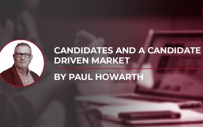 Candidates and a Candidate Driven Market